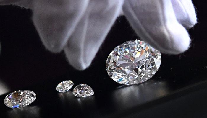 Rare diamond found in Russia