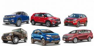 SUV In India