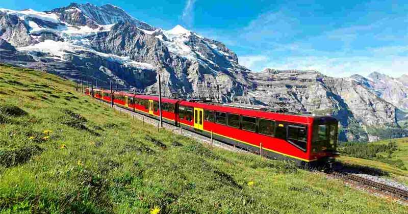 Switzerland Export