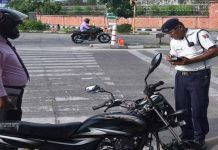 Traffic Fines Gurugram