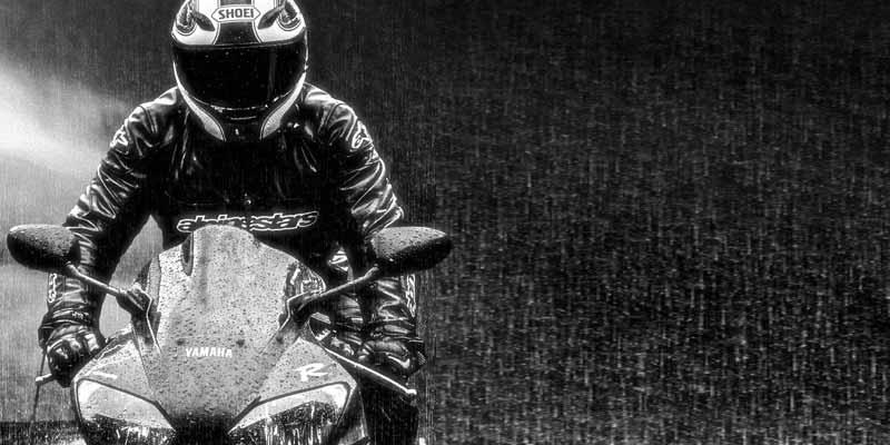 Two Wheeler Ride Monsoons