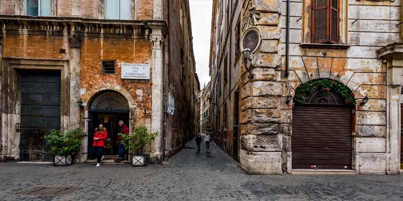 Via Dei Coronari | Places To Visit In Rome