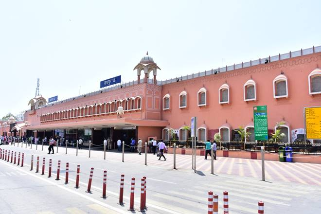 cleanest railway stations in India