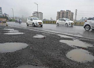 condition of roads in Mumbai
