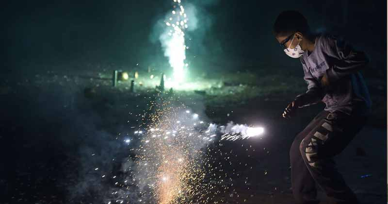 Diwali Pollution | Toxic Crackers
