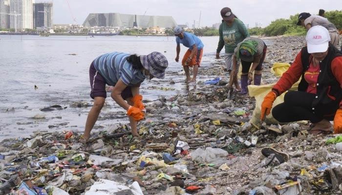 Coca Cola is the biggest plastic polluting company