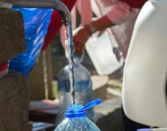shortage of Water in South Africa