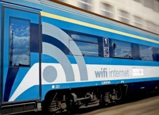 wifi in trains