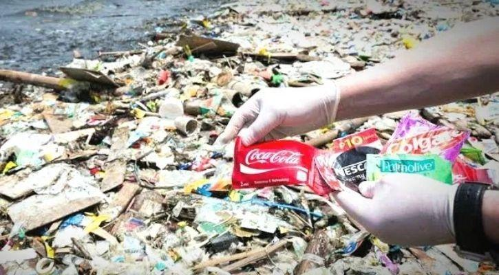 company that is the world's biggest plastic polluter