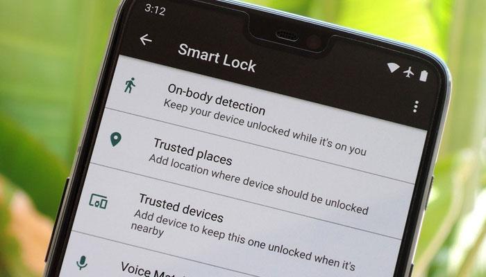 Activate Smart lock