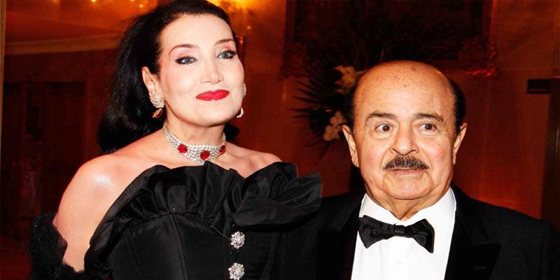 Adnan Khashoggi-Soraya Khashoggi