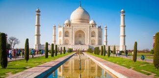 Air Purifier at Taj Mahal