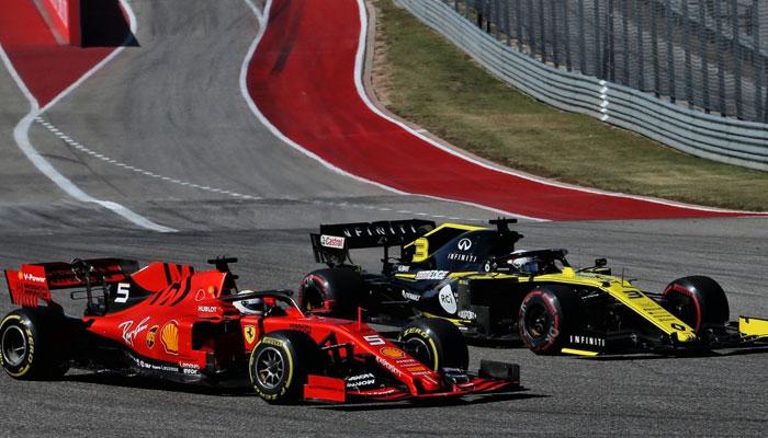 Allegation on Ferrari