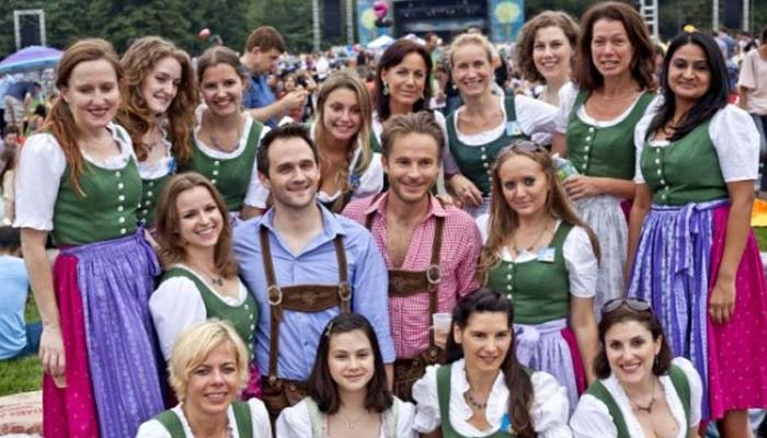Austrian people