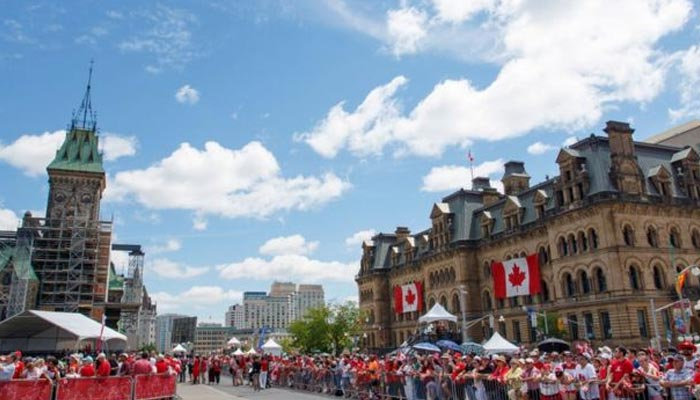 Biggest country in world - Canada