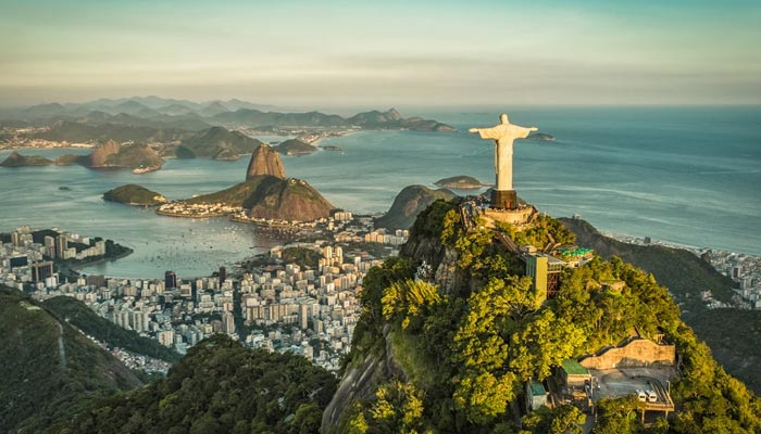 Brazil biggest country