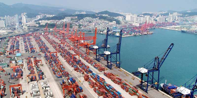 Busan Port, Largest Ports In The World