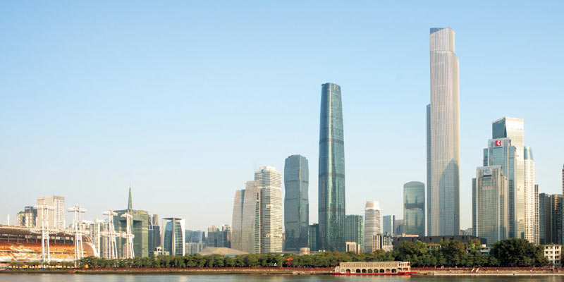 CTF Finance Center, China