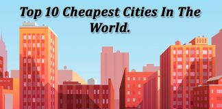 Cheapest Cities In The World