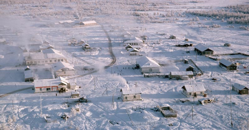 Coldest Place On Earth, Most Coldest Place In World