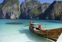 Famous Natural places in Asia