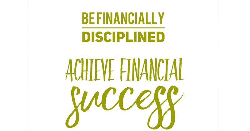 Financial Indiscipline