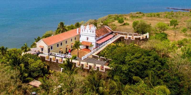 Fort Tiracol, Top Hidden Places in Goa