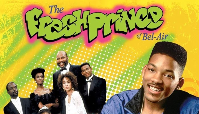 Fresh prince of Bel Air