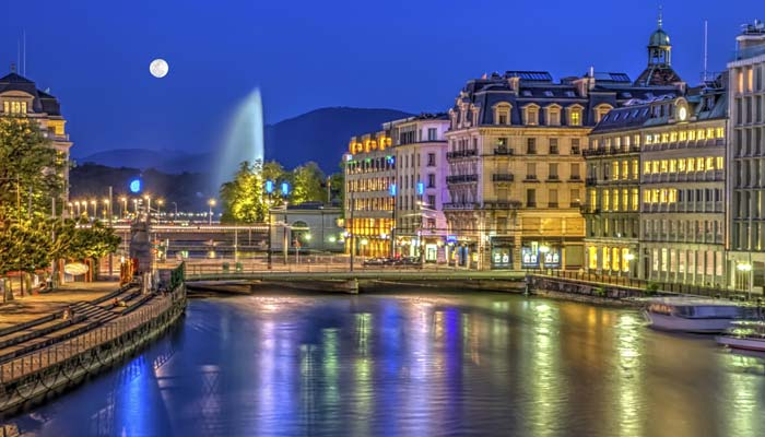 Peace city- Geneva