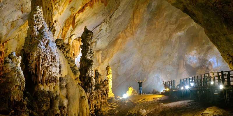 Good Luck Cave, Sarawak Chamber