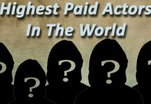 Highest Paid Actors In The World