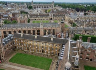 Indian students studying in the UK