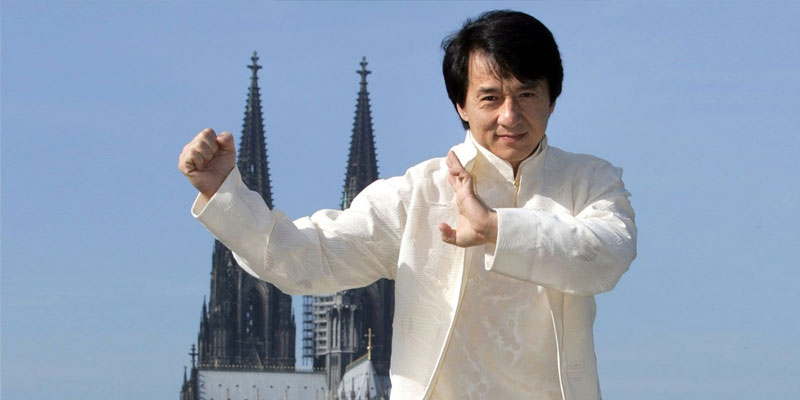 Jackie Chan Estimated Worth