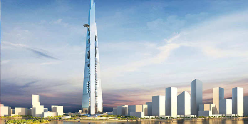 Kingdom Tower, Tallest Building In World
