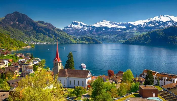 Lake Lucerne - Top Travel Destination