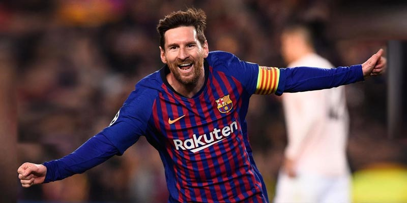 Lionel Messi, most followed instagram person