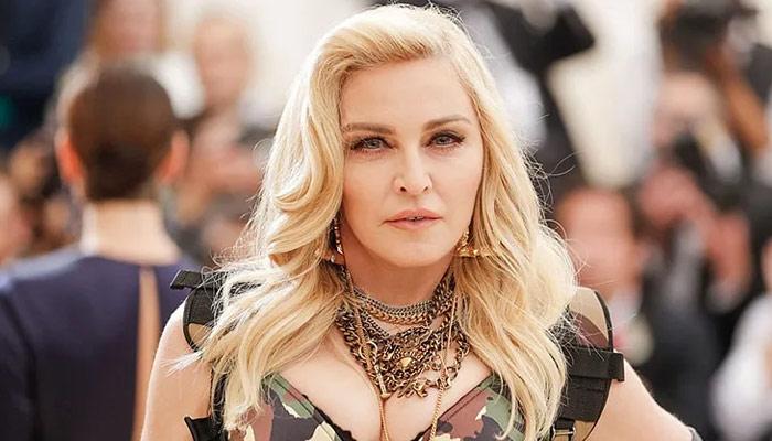 Madonna's health tactics