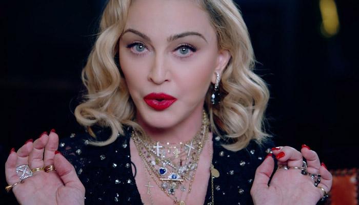 Madonna's health