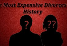 Most Expensive Divorces In History, World