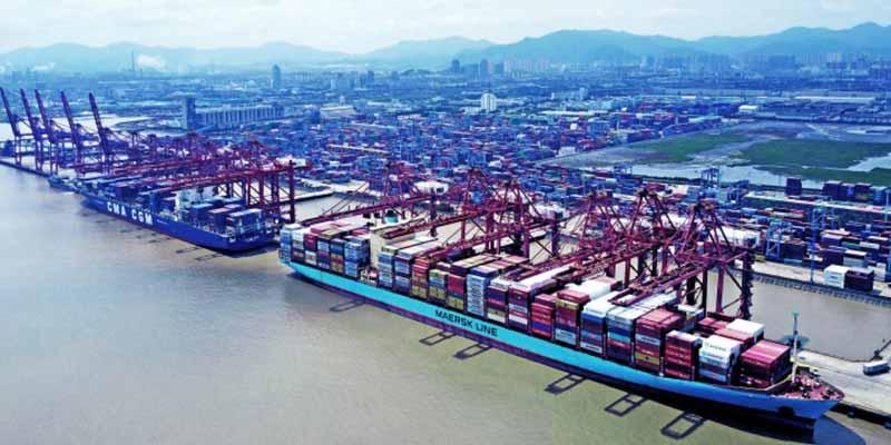 Ningbo Zhoushan Port