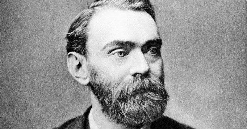 Nobel Prize Founder Alfred Nobel