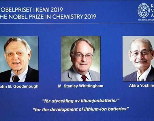 Noble prize in chemistry