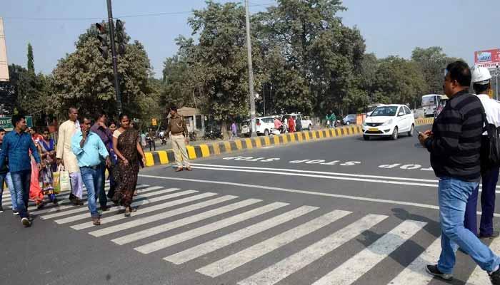 Pedestrian Deaths In India