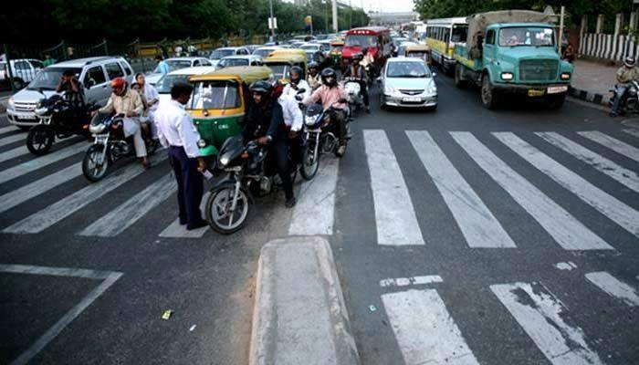 Road Fatalities In India