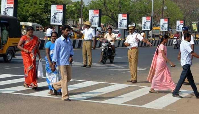 Road Traffic Death, Traffic Accidents India