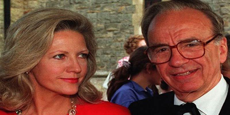 Rupert Murdoch-Anna Torv Costliest Divorces