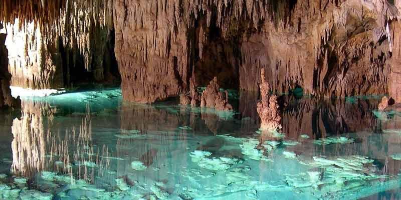 Sac Actun, Mexico Cave