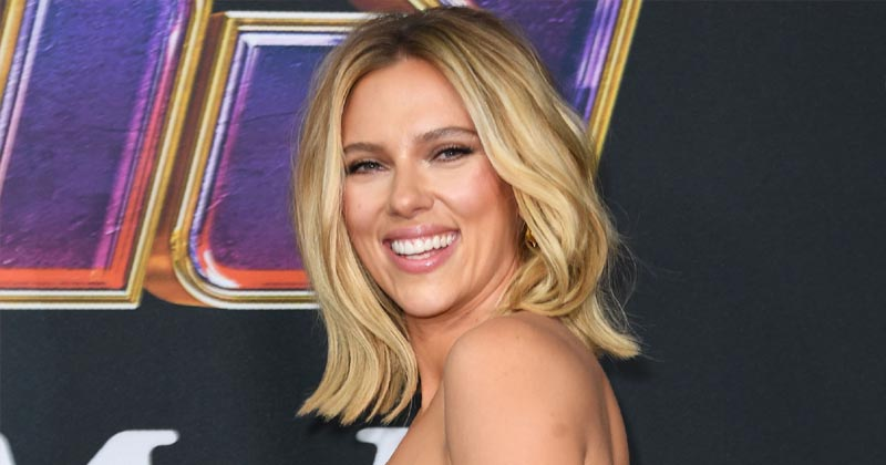 Scarlett Johansson Highest Paid Actors In The World