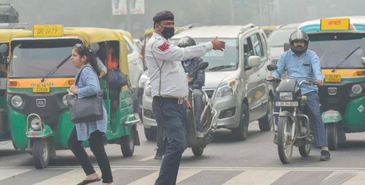 electric vehicles in Delhi