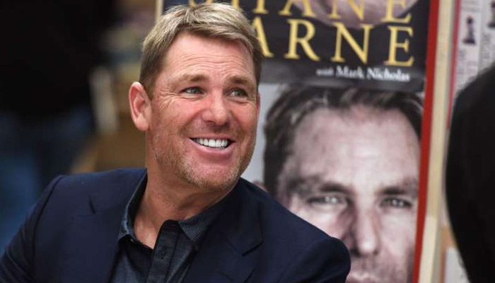 Shane warne want to play the lead